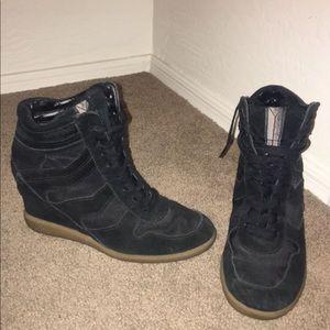 Sam Edelman wedge sneakers